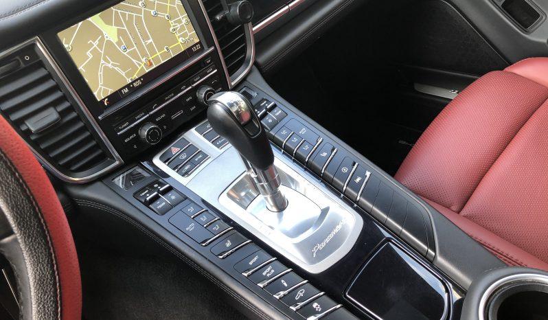 Porsche Panamera 3.0 D pieno
