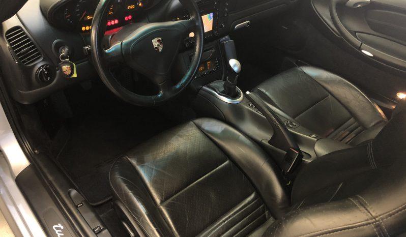 Porsche 996 Turbo Coupé pieno
