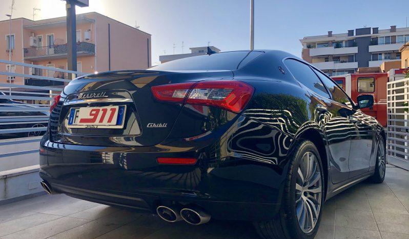 Maserati Ghibli V6 Diesel 275 CV pieno